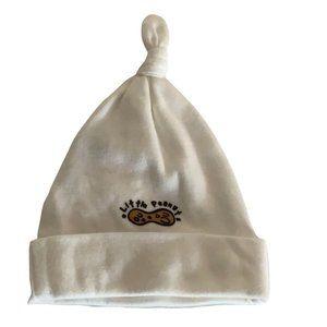 🆕 Little Peanut Cotton Cream Baby Hat Cap
